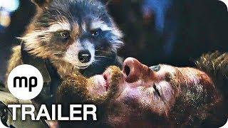 Avengers 3: Infinity War Guardians treffen Thor Clip & Trailer Deutsch German (2018)