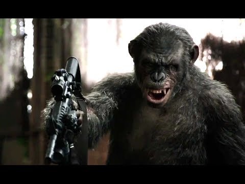Dawn Of The Planet Of The Apes Official Final Trailer (2014) Andy Serkis HD