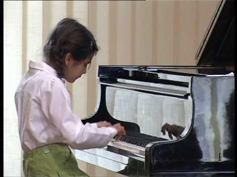 Kabalevsky: Variations in D major, Op. 40 (second try)