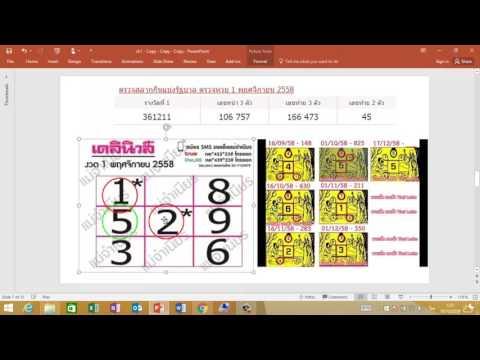 แม่นระดับเทพ เมื่อเลขเด่นหวยเดลินิวส์ชนกับเจ้าพ่อชุนฮง เข้าทุกงวด แนวทางงวด 30/12/58