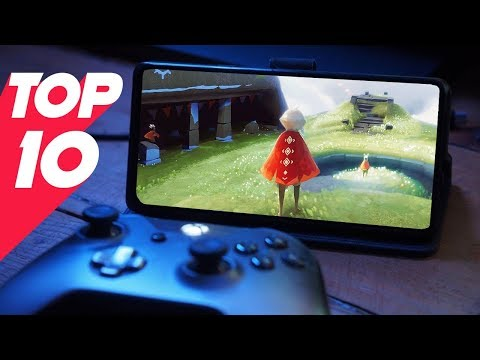 Top 10 Best Android & IOS Games With Controller Support 2019