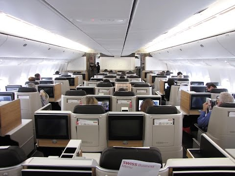 [Flight Report] SWISS | Zurich ✈ New York | Boeing 777-300ER | Business