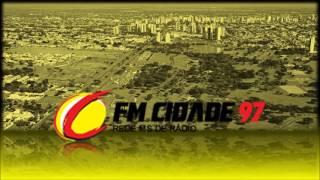 Prefixo - FM Cidade 97 - 97,9 MHz - Campo Grande/MS