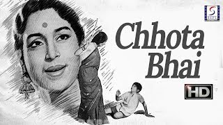 Chhota Bhai - Nutan, Rehman - Family Drama Movie - HD - B&W