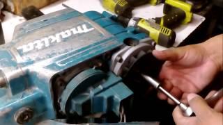 Como desarmar un Martillo Demoledor Makita HM1810