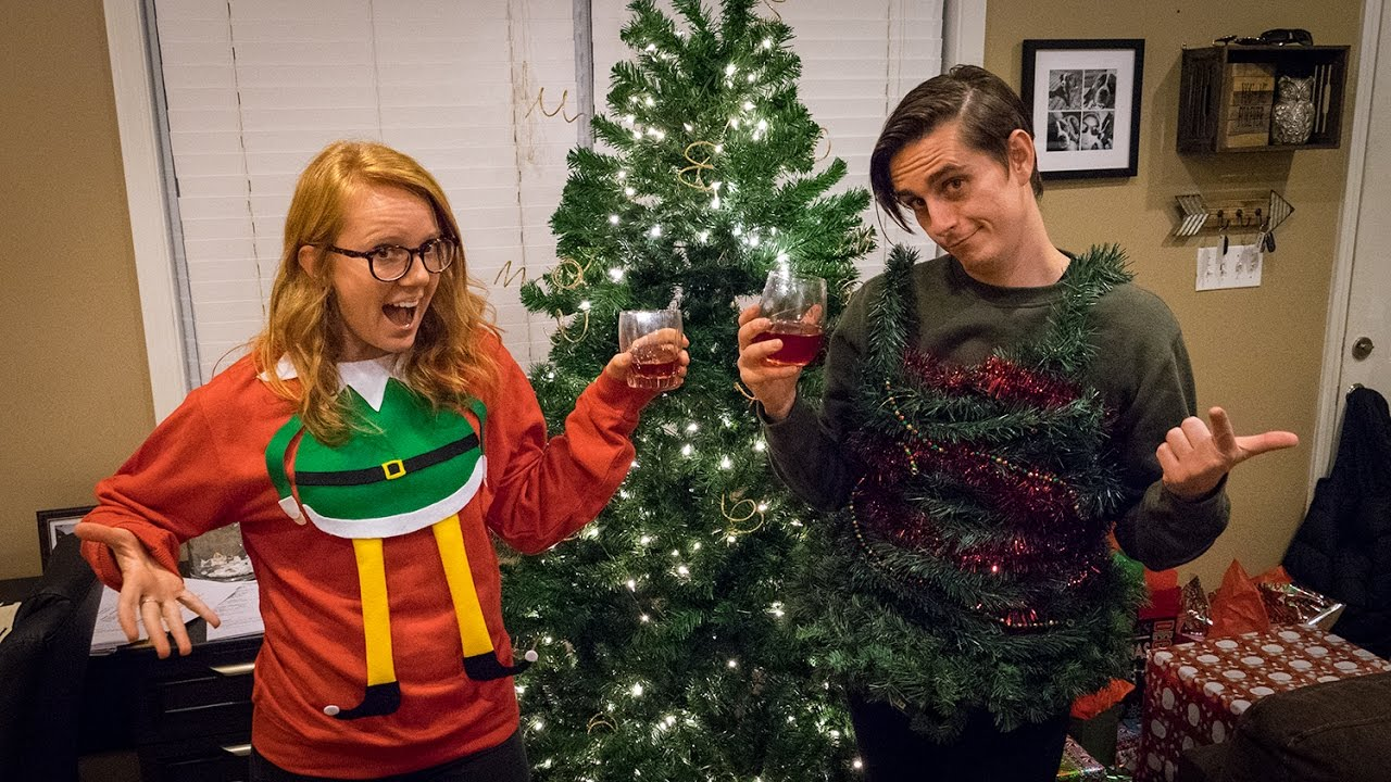 best diy ugly christmas sweaters ever - Best Ugly Christmas Sweaters Ever