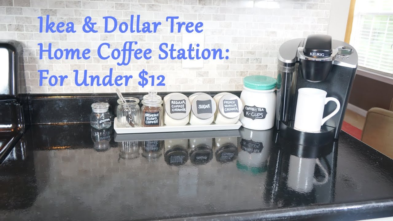 Excellent Coffee Station At Home Images - Best inspiration home ...