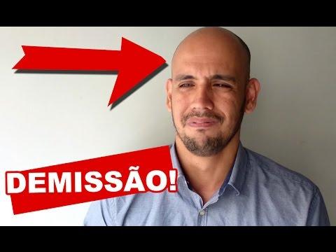 FUI DEMITIDO DA PARAFERNALHA, OLHA NO QUE DEU!
