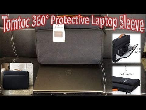 f53aa6ff9579 Tomtoc 360° Protective Laptop Sleeve