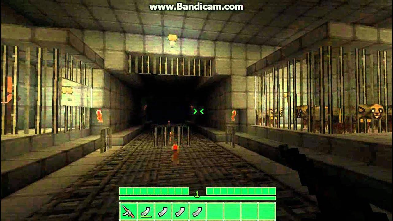 Minecraft metro 2033 server как стрелять из оружия - 088