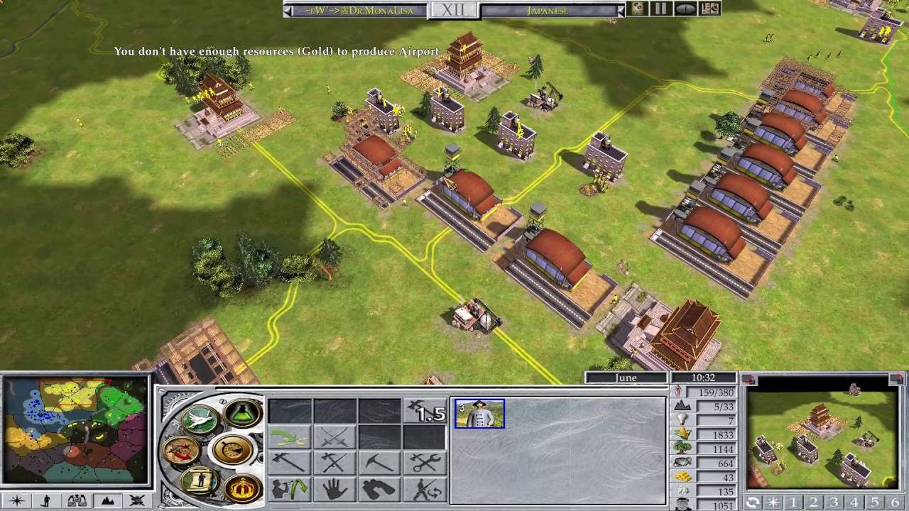 empire earth 2 epochs