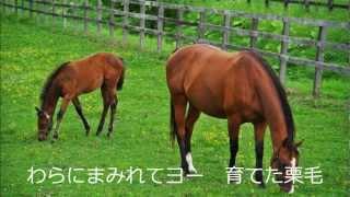 三橋美智也さんの「達者でな」を歌ってみました。