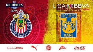 Resumen Chivas vs Tigres | LigaBBVAMXFemenil | Guard1anes 2021 J17