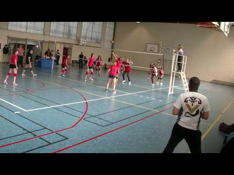 Volleyball : Longjumeau vs Sainte Geneviève des bois