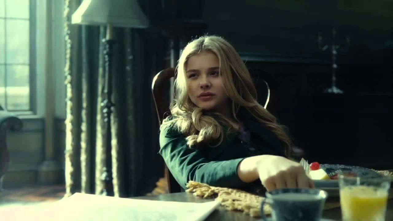 Dark Shadows nCLIP Alice Cooper 2012 Johnny Depp, Chloe ...
