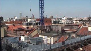 Per Expo apre la passeggiata sui tetti della Galleria di Milano