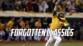 MLB | Forgotten Classics #8 - 2013 ALDS Game 2 (DET vs OAK)