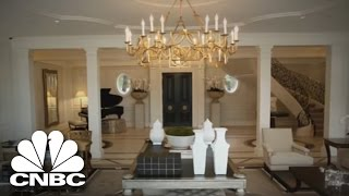 $65 million dollar Hollywood glamour mansion