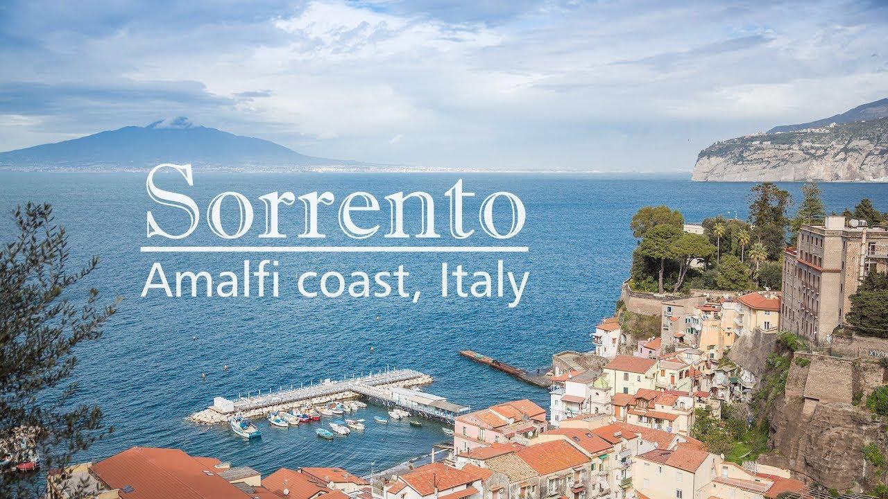 English In Italian: Sorrento, Italy 2018