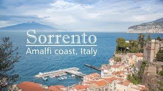 Sorrento, Italy 2018