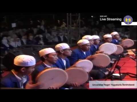 4. UNY Bershalawat - Ghonili Syuwayya