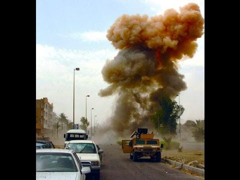 BREAKING NEWS Iraqi Armed Forces fighting off ISIS in Baghdad