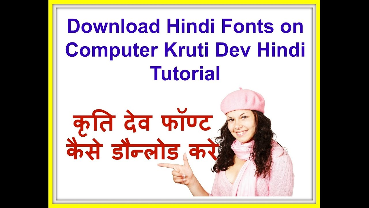 how to download fonts to computer