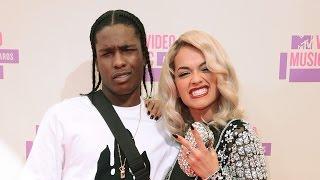 Скачать A AP Rocky Disses Rita Ora In Better Things Song