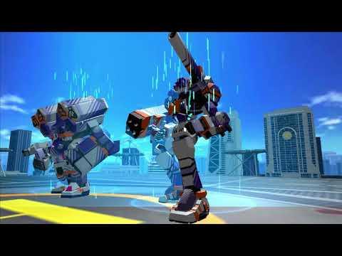 An Idiot Imports: A Certain Magical Virtual-On Vita Gameplay