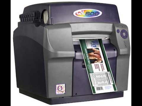 Quicklabel Systems QL800 Color Label Printer | PT Artha