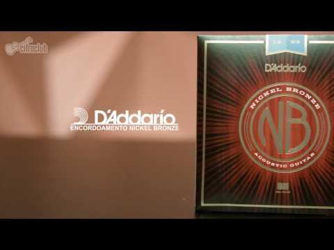 Review D'addario | Afinador NS Micro Soundhole e Cordas D'Addario NB