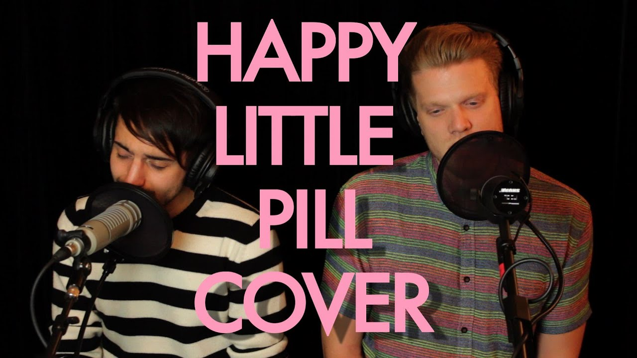 HAPPY LITTLE PILL (TROYE SIVAN COVER) - YouTube