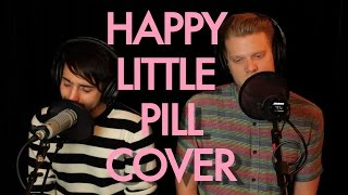 happy little pill troye sivan cover