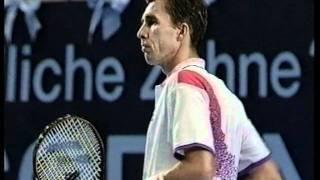 European Mixed Masters 1993 SF Lendl vs. McEnroe 2/2