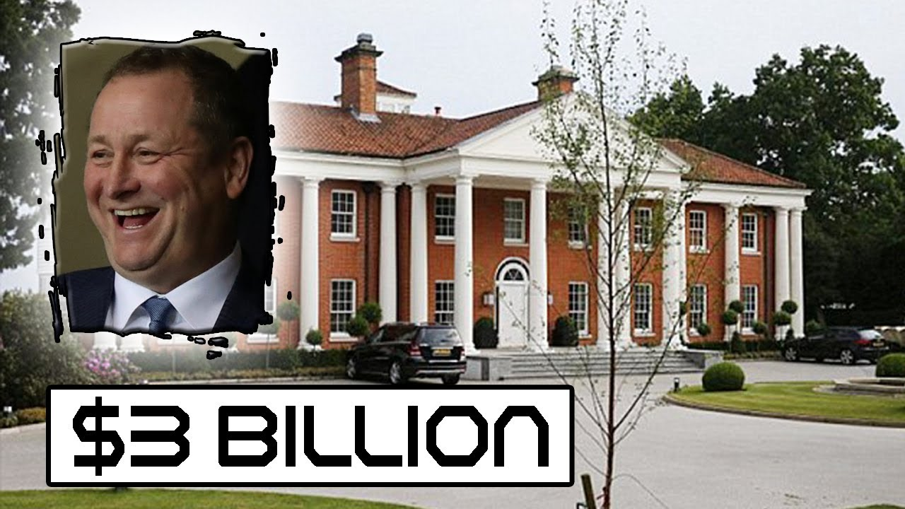 11 Expensive Things Owned By Billionaire Mike Ashley
