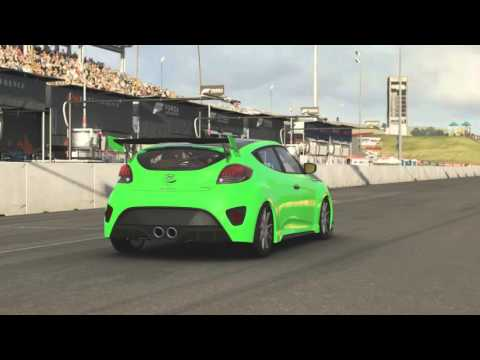 Forza Motorsport 6 Why Would You Race That Hyundai Veloster Turbo