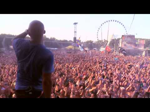 Dizzee Rascal Live - Love This Town @ Sziget 2013