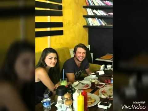 Tolga Sarıtaş & Hande Erçel