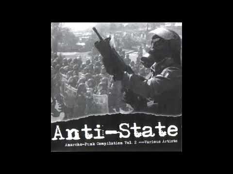 (Anarcho-Punk Compilation Vol. 2) - Various ‎– Anti-State - [2005]-[Full compilation]