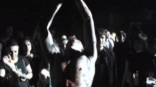 LARVA - The devil inside of me  (Live on Dark Entries Open Air 2010)  Voronezh - Russia