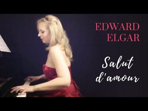 Edward Elgar: Salut d'amour - Lydia Maria Bader, piano