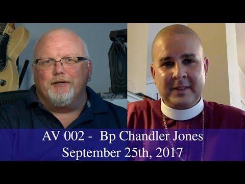 Anglican Voices #2 - Interview with Bishop Chandler Jones