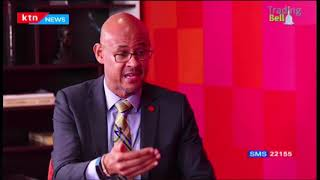 Trading Bell | Focus on CEO Absa Bank Kenya PLC, Jeremy Awori | Part 1