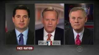Chairmen Nunes, Burr discuss Paris terror attacks