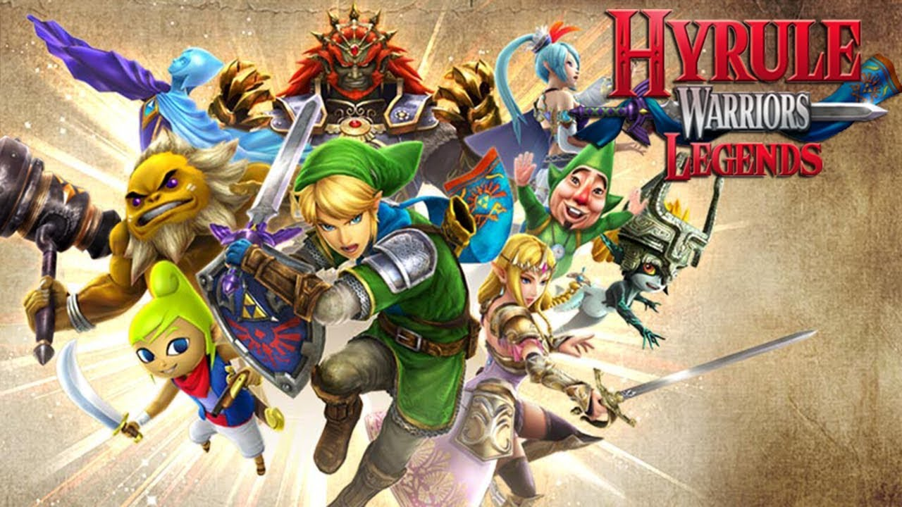 Legend Mode 1 The Armies Of Ruin Hyrule Warriors Legends 100 Youtube