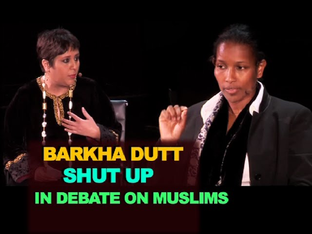 Barkha Dutt criticizes Hindus During discussion on Muslims, Gets SHUT UP