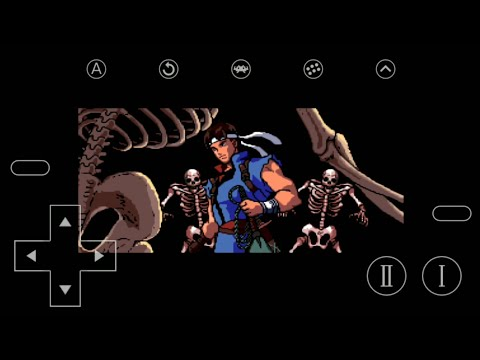 Castlevania: Rondo Of Blood (English Patched) Running On Android!