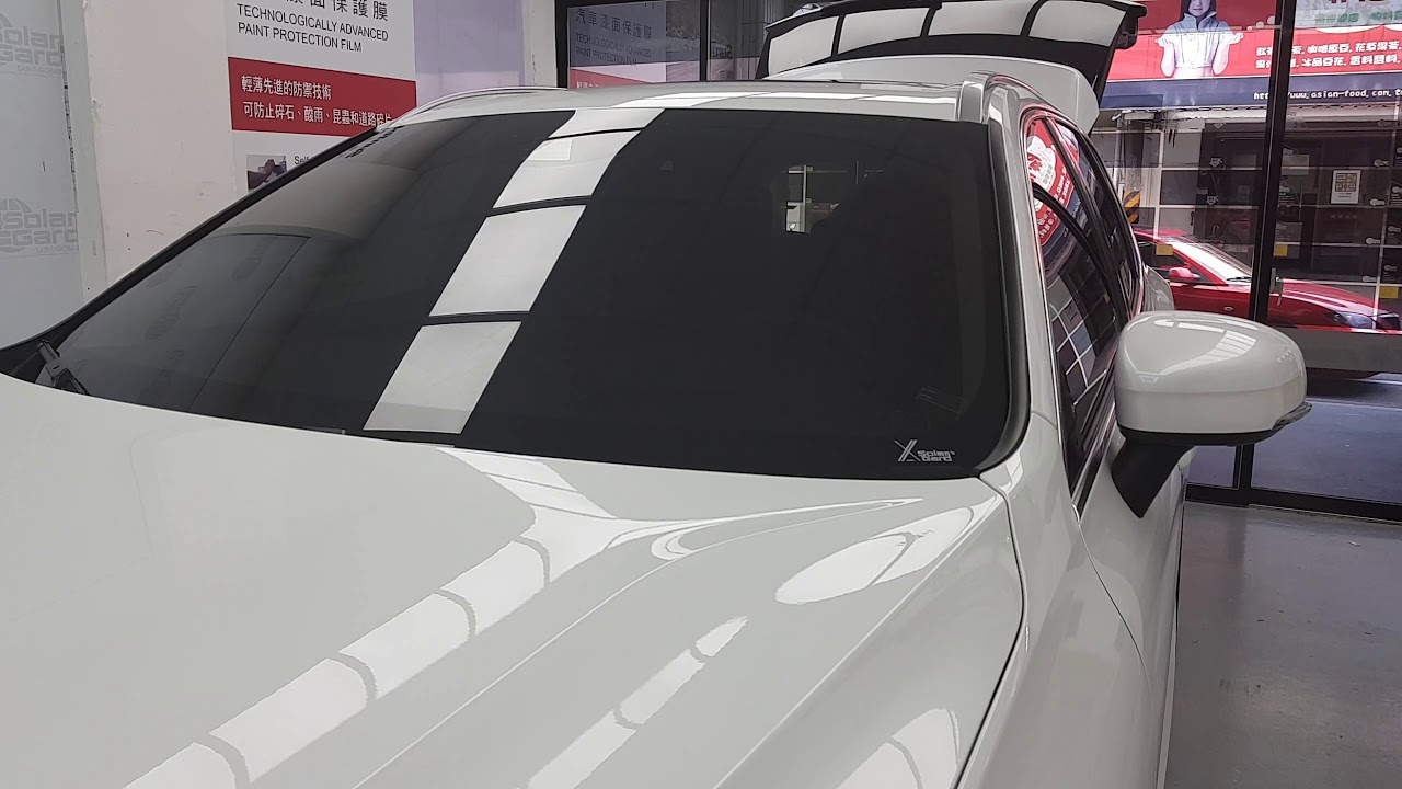 XC60休旅車 前檔舒熱佳XC60+車身super cool頂級隔熱紙 頂級高隔熱 新車隔熱紙選擇組合冰鑽等級