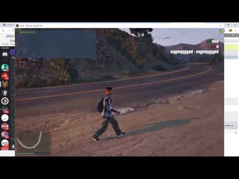 Cara Install ESX Database GTA V FiveM
