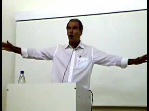 Aguinaldo Vasconcelos - Amor: A Verdade que Liberta - 27/03/2012